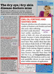 Emu Oil Fortifies and Soothes Skin - First Magazine April 2009