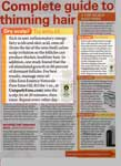 Dry Scalp? Try Emu Oil - First Magazine February 2014 - Article