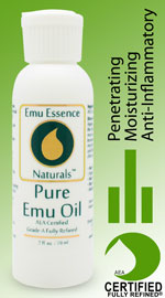 Emu Essence Naturals Regular Emu Oil