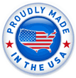 All of our emu oil products are proudly made in USA.