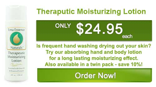 Therapeutic Moisturizing Lotion