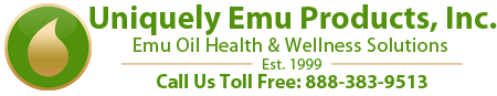 Uniquely Emu Products, Inc. - Emu Oil Health and Wellness Solutions