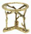 Brass Branch Design Egg Stand